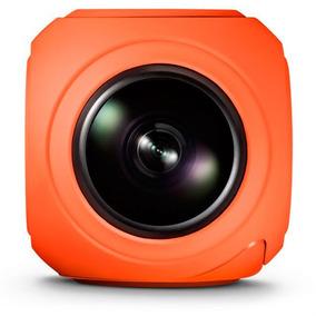 Camera Panoramica X-pheral Wifi + Oculos Vr Atrio Dc187 Esw