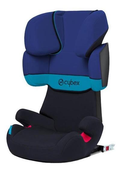 Silla De Auto Butaca Solution X-fix Azul