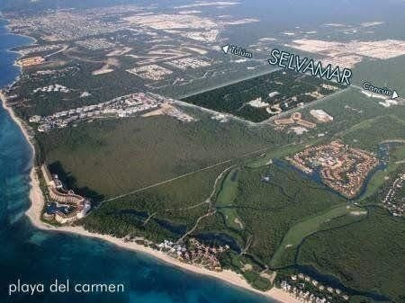 Terreno En Selvamar, Playa Del Carmen