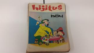 Revista Hijitus Diario Hoy Años 1969 Y 1970