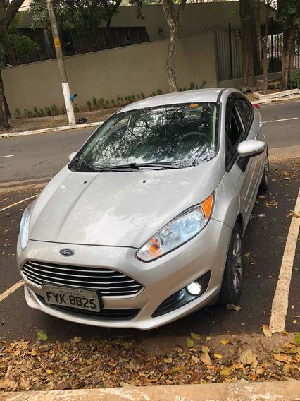 Ford Fiesta Sedan 1.6 16v Se Flex 4p 2015