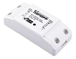Sonoff - Interruptor Inteligente Wifi
