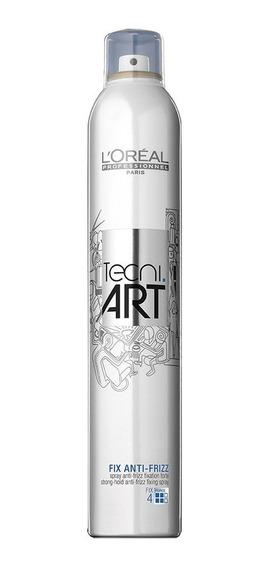 Spray Fix Cabello Anti-frizz 400 Ml L