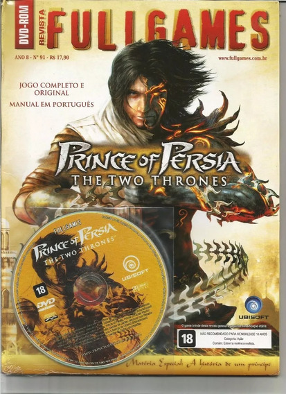 Prince Of Pérsia Two Thrones Fullgames Pc