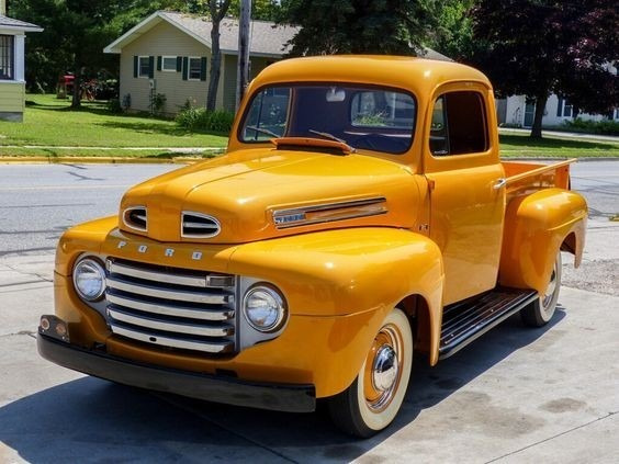Ford F100 Ano 54-55