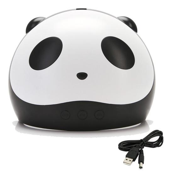 Cabina Uv Led Secador Uñas Gelificadas Semi Panda Usb 36w