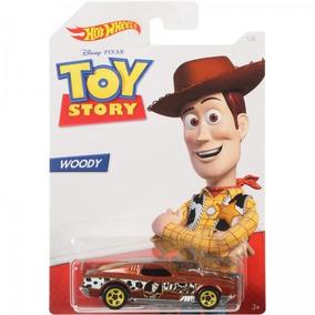 Hot Wheels Toy Story Woody Blvd Bruiser Gbb29 - Mattel