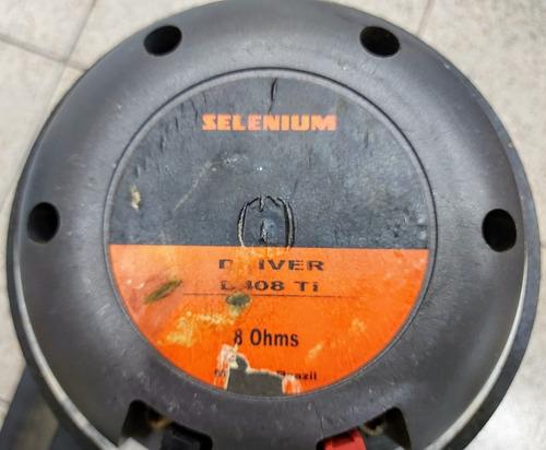 Imagem 1 de 5 de Driver Selenium Ti 408 Completo  Original