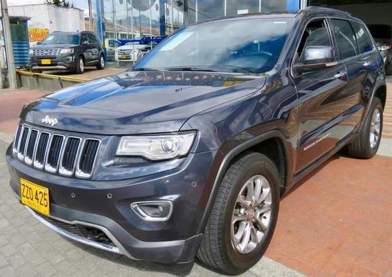 Camioneta Jeep Grand Cherokee Limited