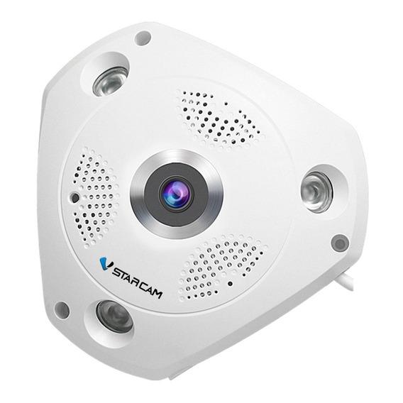 Camara Ip Wifi Inalambrica 360 Panoramica Hd Seguridad P2p Dvr Ir Vstarcam