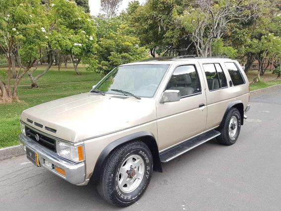 Nissan Pathfinder Aut