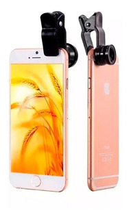 Kit X 3 Lentes Ojos De Pez Samsung Motorola iPhone Lg Sony