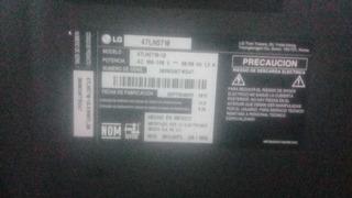 Pantalla LG 47ln5710