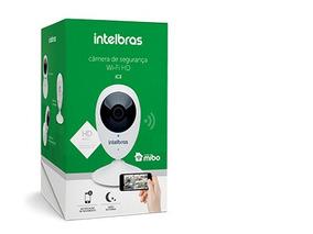 Lançamento Intelbras Camera Wifi