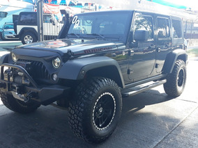 Jeep Wrangler Unlimited Rubicon 4x4 Jk 2009
