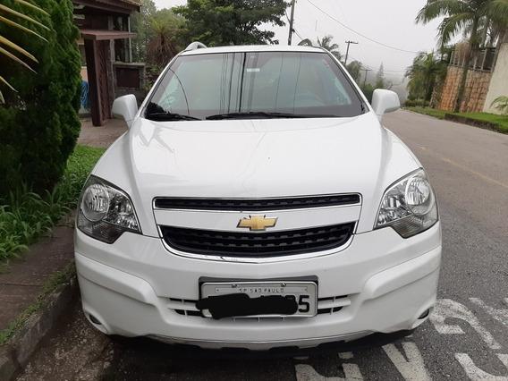 Chevrolet Captiva 3.0 Sport Awd 5p 2012 Blindado