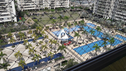 Apartamento À Venda, 2 Quartos, 1 Suíte, 1 Vaga, Jacarepaguá - Rio De Janeiro/rj - 26250