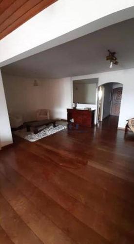 Imagem 1 de 6 de Apartamento Com 3 Dormitórios À Venda, 265 M² Por R$ 600.000,00 - Centro - Sorocaba/sp - Ap0861