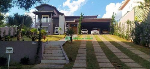 Casa Com 3 Dormitórios À Venda, 356 M² Por R$ 1.750.000,00 - Monte Catine - Vargem Grande Paulista/sp - Ca5757