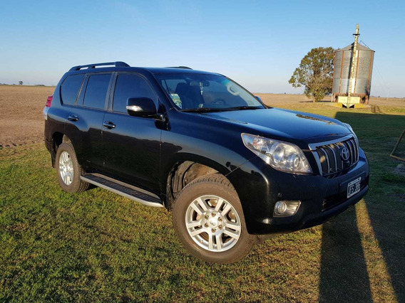 Toyota Land Cruiser 4.0 Prado Vx At 2010