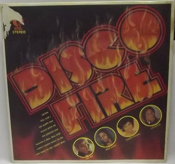 Lp / Vinil Dance: Disco Fire - Oh Happy Day ... - 1978 A