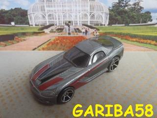 R$14 No Lote Hot Wheels 06 Dodge Viper Coupe 2009 Gariba58