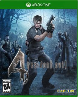 Resident Evil 4 Hd Xbox One (en D3 Gamers)