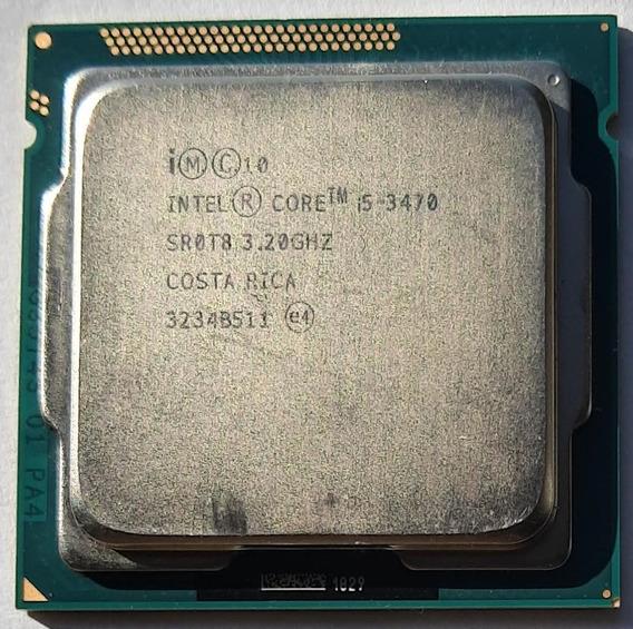 Processador Intel Core I5-3470 - 3,20ghz