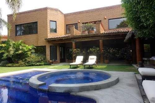 Casa En Privada En Residencial Sumiya / Jiutepec - Gsi-277-cp
