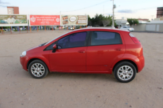 Fiat Punto Em Bom Estado Carro Potente