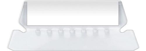 Imagen 1 de 6 de Pendaflex Etiquetas De Plastico Colgantes Para Carpeta, Tra