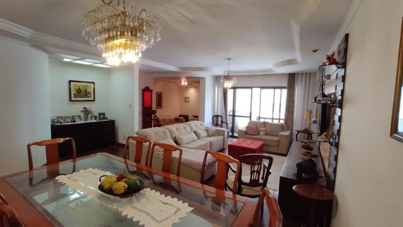 Apartamento Com 196 M² Sendo 3 Suítes, 2 Vaga, Lazer A Venda Por R$ 750.000 - Vila Bastos - Santo André/sp - Ap2294