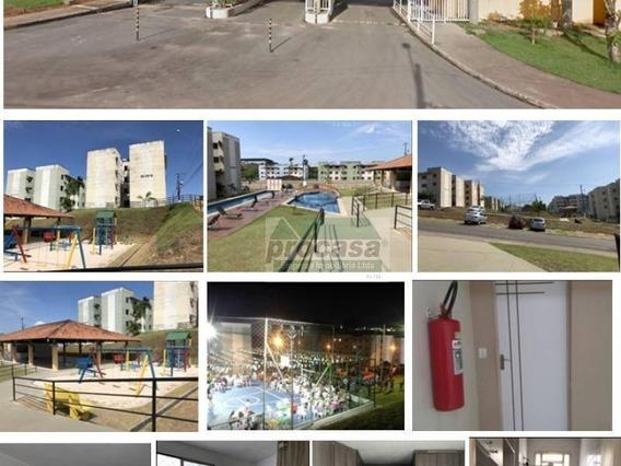 Apartamento Com 2 Dormitórios À Venda, 42 M² Por R$ 130.000,00 - Tarumã - Manaus/am - Ap0923