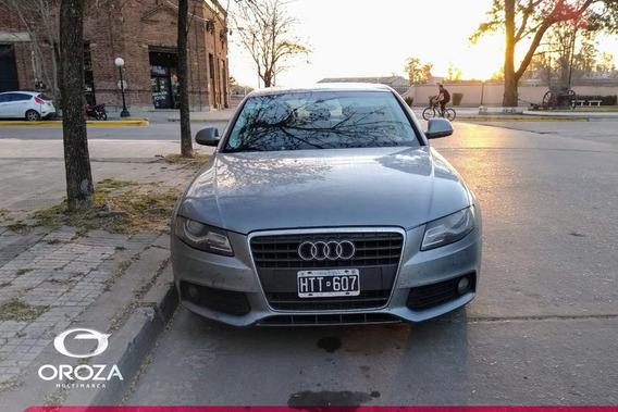 Audi A 4 1.8 T Fsi 2009 - Alvaro Oroza