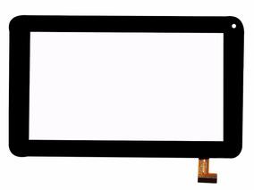 Tela Touch Tablet Positivo T708 T 708 7 Polegadas Preto