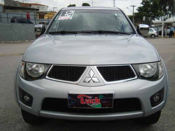 L200 Triton Hpe Flex 4x4 Automática 2012!!