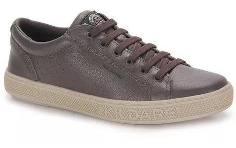 Sapatênis Kildare Ru232 Sapato Masculino + Mais Cores