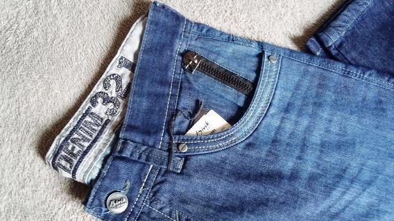 Calça Azul Jeans Bivik 52681 - Pronta Entrega | Frete Grátis