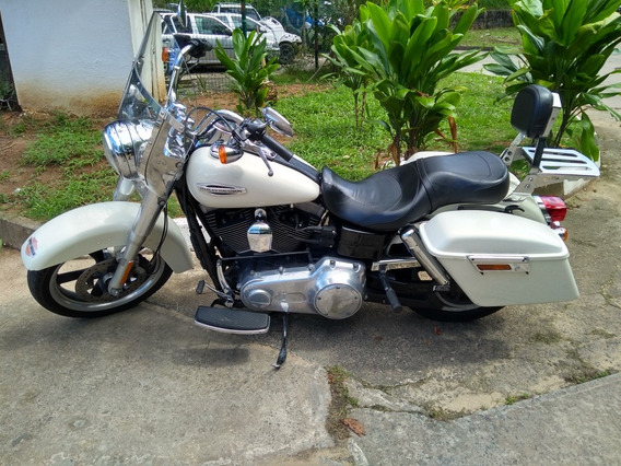 Harley-davidson Dyna Switchback - Único Dono - 12.000km
