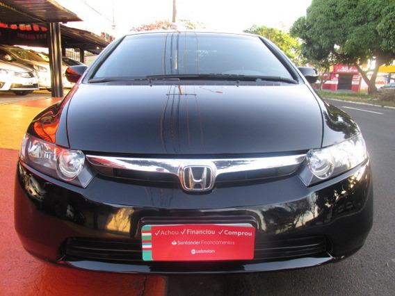 Honda - Civic Lxs 1.8 Automatico - Completo - 2008