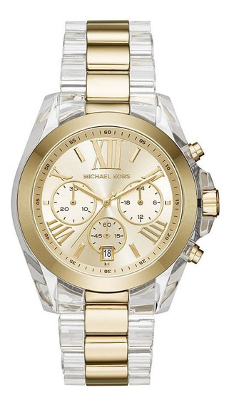 Relógio Feminino Michael Kors Mk63195dn Dourado