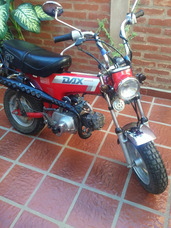 Honda Dax St 70 - Impecable!!!!