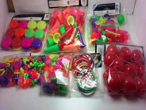 Juguetes Para Piñata Surtidos Combo 244 Articulos Cotillon