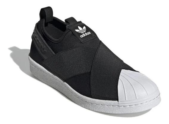 Tênis adidas Superstar Slip On Premium Original Promoção 19%