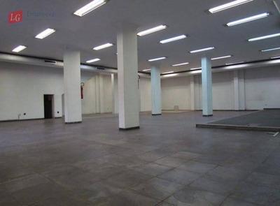 Loja Comercial Para Locação, Vila Flórida, Guarulhos - Lo0002. - Lo0002