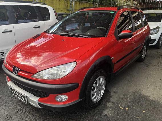 Peugeot 206 Sw Escapade 1.6 16v(flex) 4p 2008