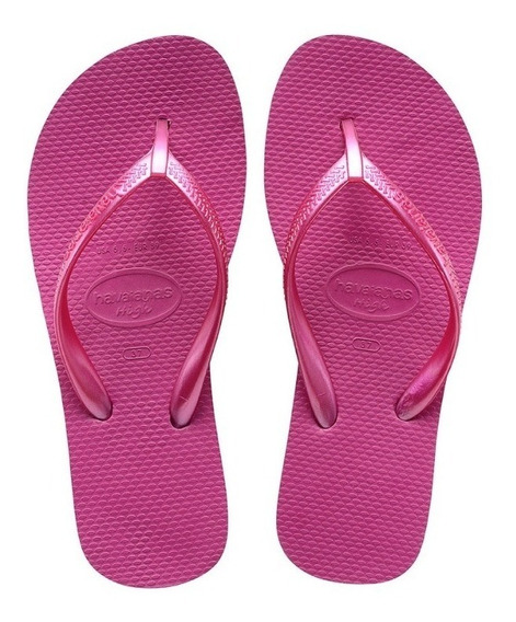 Zonazero Havaianas Ojotas High Light Medio Taco Mujer