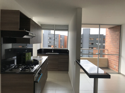 Apartamento Nuevo - Para Estrenar En Sabaneta Antioquia