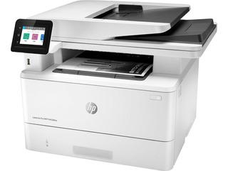 Impresora Laser Monocrom. Hp M428fdw Fax Duplex Wifi Escaner