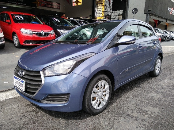 Hyundai Hb20 1.6 Comfort Plus Flex Manual